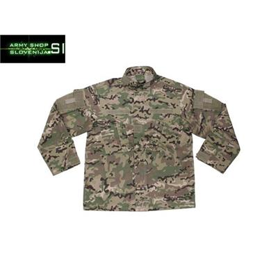 VOJAŠKA UNIFORM ACU COMBAT RIP STOP OPERATION CAMO
