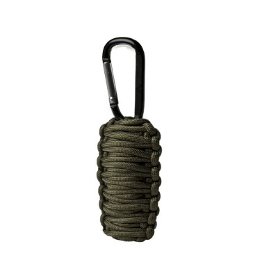 PARACORD SURVIVAL KIT SMALL ZELEN